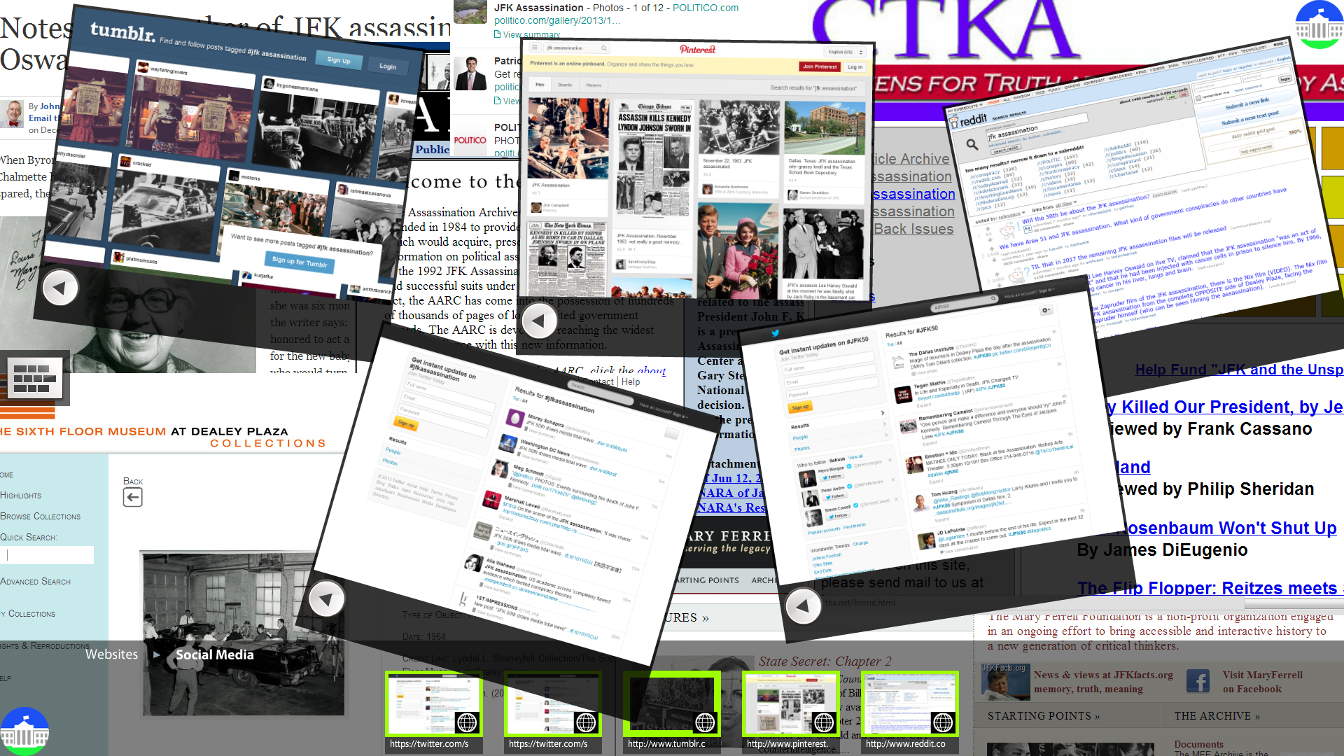 jfk-websites-social-media-omniwall