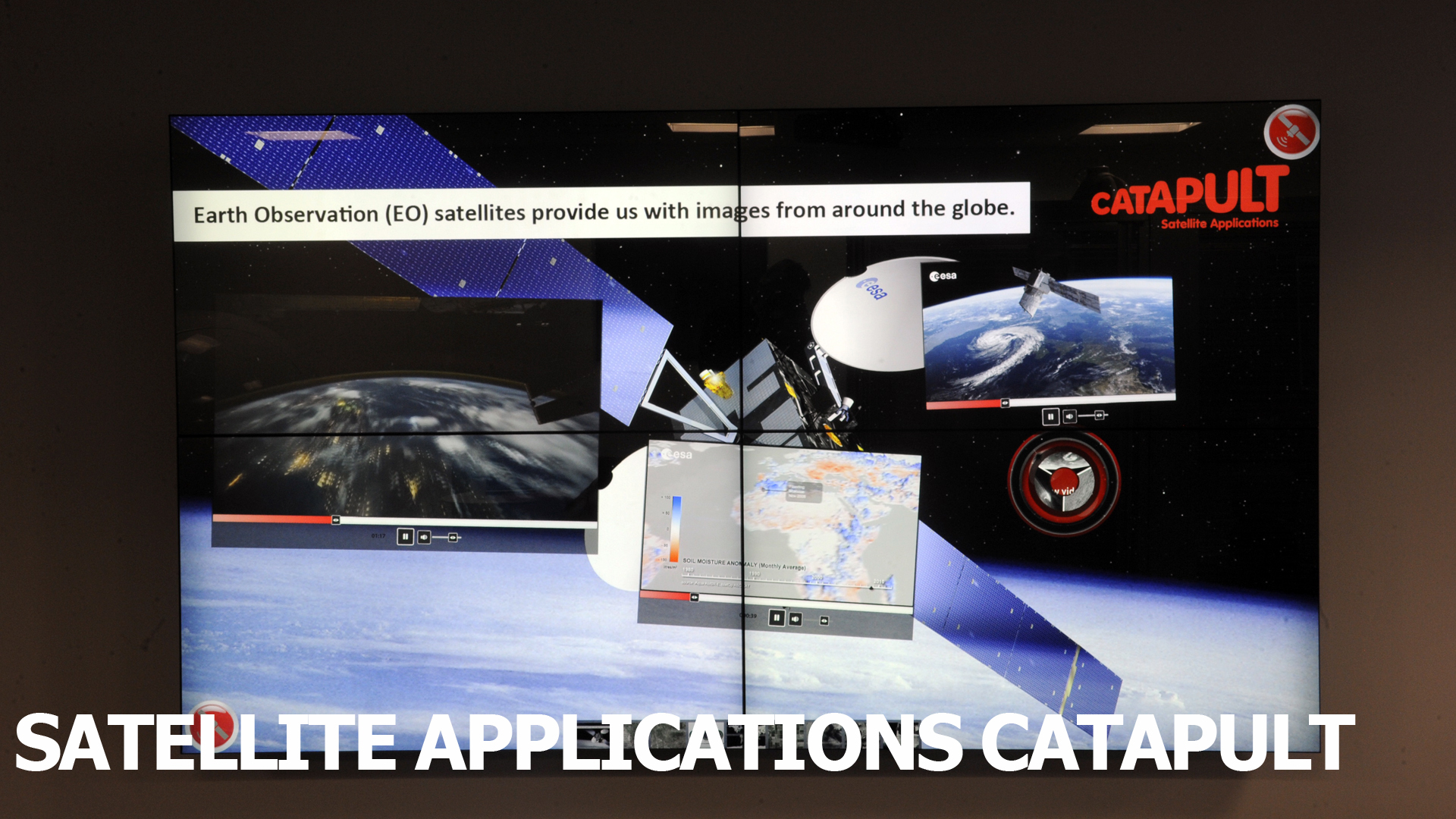 Satellite Applications Catapult