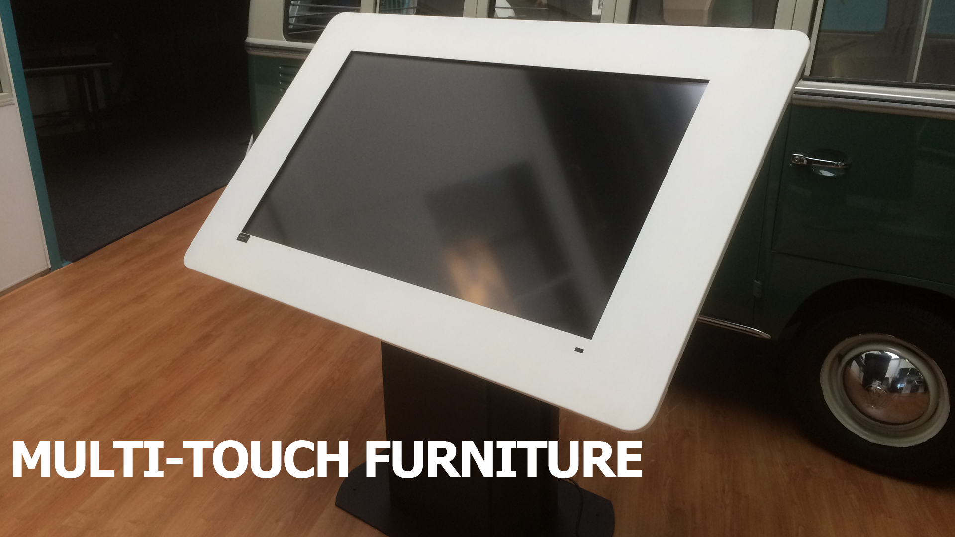 multitouch furnture
