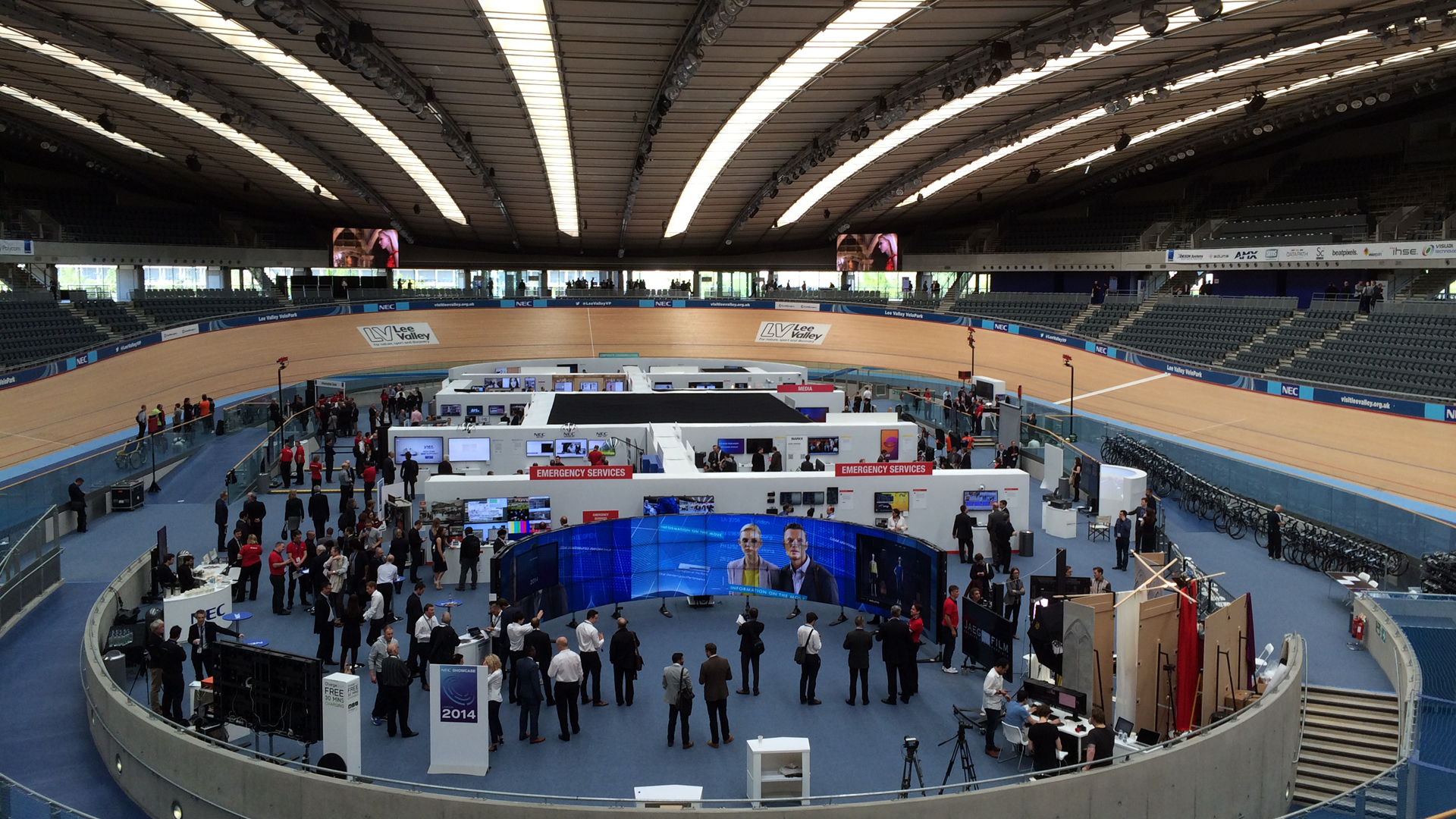NEC Screen Event 2014