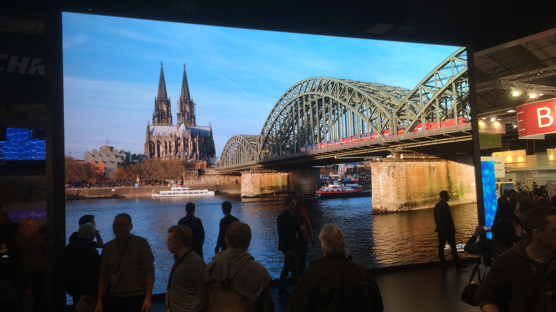LED Display ise 2016